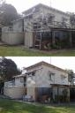 Weatherboard House Before After
